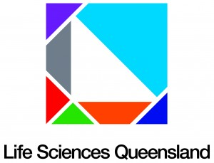Life Science Black Only Logo